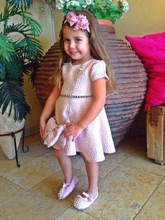 beautiful girls dress with purse