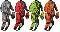 Fly Racing - 2014 Kinetic Shock Jersey, Pant Combo (Youth)