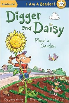 Digger and Daisy Plant a Garden (I AM A READER!: Digger and Daisy) (Paperback) ** Follow me on www.MommasBacon.com **