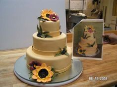 Bring in a picture of something you like and Stack Bistro Pastry & Cake can create a cake based off your inspiration!  www.StackBistro.com