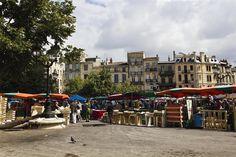 Belleza De Burdeos, Mercado de las Pulgas de St. Michel
