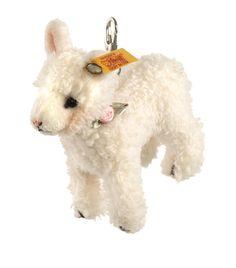 Steiff Lamb Keyring   Harrods.com