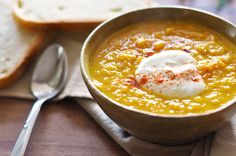 Read Spiced Carrot Ginger Soup