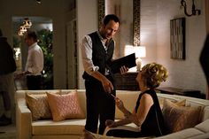 Tom Ford Juliane Moore A single man location. decorated by the team at Mad Men