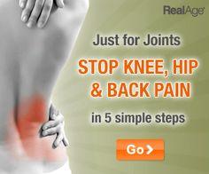 3 Keys to Hurt-Free Knees - RealAge