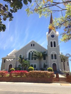 Church in Riebeek Kasteel San Francisco Ferry, African, Treats, Mansions, House Styles, Building, Travel, Home Decor, Sweet Like Candy