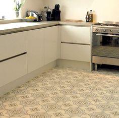 ontmoet retro moderne keuken gecombineerd met oude tegels more retro ...