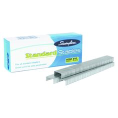Swingline S.F. 1 Standard Economy Chisel Point 210 Full-Strip Staples, 5000/Box, Silver