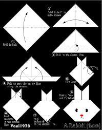 Resultado de imagem para origami fácil
