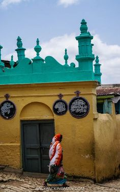The Exotic Old City Of Harar In Ethiopia - Backpackingman