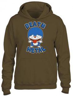 Dora Metal Hoodie