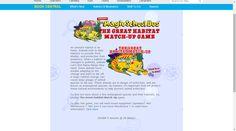 Scholastic's The Magic School Bus - THE GREAT HABITAT GAME