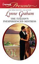 Free ebook: The Italian's Inexperienced Mistress by Lynne Graham