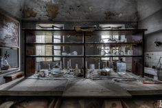 https://flic.kr/p/AR1D11 | Dusted Zone #14 - Dusty Lab | Somewhere, Earth  HDR 7 Scatti Fotocamera: Canon EOS 650D Esposizione: 15 Aperture: f/11.0 Lente: 10 mm ISO: 100 Exposure Bias: 0 EV Flash: Off, Did not fire Lens: Sigma 10-20mm F4-5.6 EX DC HSM   NOTE: MY photos are NOT to be used or reproduced, COPIED, BLOGGED, USED in any way shape or form. Understand clearly these are my photographs and use of them by anyone is an infringement of my copyrights and personal artistic property!