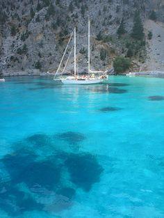 Agios Georgios beach, Symi / Greece