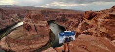 Darauf kann man stolz sein! Eine Wanderung im Grand Canyon sollte jeder einmal im Leben auf seine Bucket List setzen. Immer mit dabei: Unsere STEIGAUF-Flagge! ⛰️ #steigauf #adventures #nature #mountains #inspiration #motivation #bergsteiger #flags #hiking #scenery #cliffs #grandcanyon #nationalpark Grand Canyon, Around The Worlds, Action, Motivation, Nature, Travel, Inspiration, Mountain Climbers, Flag