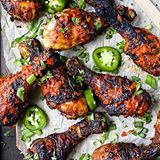 Your grill to got a new best friend this summer! Moroccan Harissa Grilled Chicken Legs the perfect grilling recipe to wow the crowd this summer! Life is to short to be a plain jane. Up your grill game and watch the crowd go crazy! . . Click linkinprofile for Recipe☝️️ . . #buzzfeast #beautifulcuisines #CookCL #eatingfortheinsta #eeeeeats #eattheworld #greatist #gloobyfood #foodie #feedfeed #f52grams #foodandwine #foodblogeats #foodisfuel #healthyrecipes #huffposttaste #MarthaFood #mybhg #...