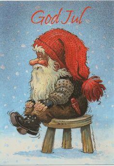 God Jul Nisse