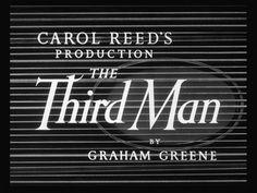 Carol Reed, The Third Man, 1949