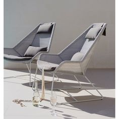 Read the latest Interior Design News from Haute Living: Cane-line Design in Space Lounge Furniture, Garden Furniture, Outdoor Furniture, Outdoor Decor, Funky Furniture, Outdoor Seating, Outdoor Lounge Chair Cushions, Lounge Chairs, Office Chairs