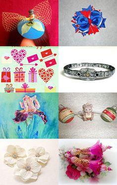 Heart Beats by Valentina on Etsy--Pinned with TreasuryPin.com
