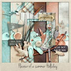 Flavour of a summer holliday by Elfie