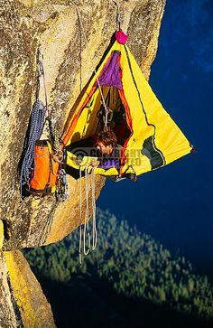 Sleeping Tent for long climbs