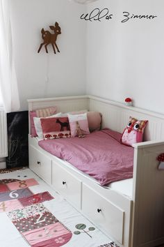 Mädchen Kinderbett Hochbett Funktionsbett Rosa Kinderzimmer Bett  Jugendzimmer | Brielle | Pinterest | Diana, Bedrooms And Room