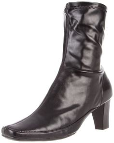 Aerosoles Women's Blue Gene Boot