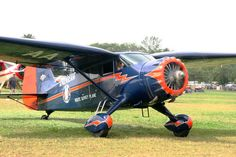 SR-9 Stinson Reliant by Mike Rollinger, via Flickr