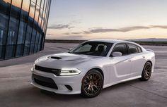 Dodge lança Charger SRT Hellcat, o sedã mais potente do mundo
