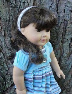 Free Plastic Canvas Pattern – Make an American Girl Headband
