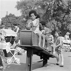 Clissold Park, Stoke Newington, 1962-64