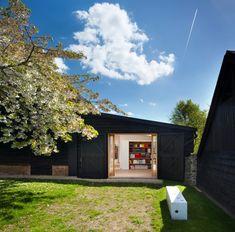 Albion Barn  / Studio Seilern Architects | ArchDaily