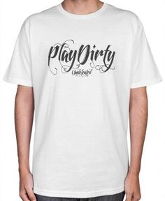 Undefeated - Play Dirty Undefeated T-Shirt - $26