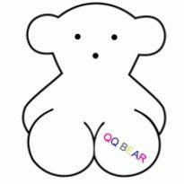 qq bear Logo. Get this logo in Vector format from http://logovectors.net/qq-bear/
