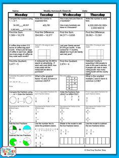 my maths homework answers