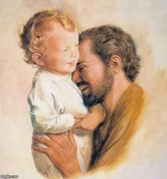 Catholic Quotes, Catholic Art, Religious Images, Religious Art, St Joseph Catholic, Jesus Drawings, Jesus Is Life, Pictures Of Christ, Blessed Mother Mary