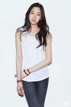 Danee Kim. Such as goddess