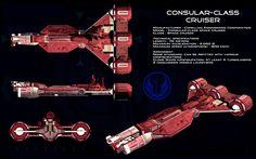 Consular class cruiser ortho by unusualsuspex on deviantART