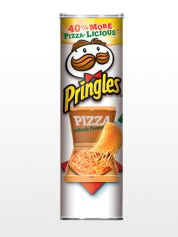 Pringles Genuine Sabor Pizza