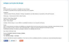 Anúncio online publicado pela Central de Cervejas. Fonte: http://www.cargadetrabalhos.net/2015/01/22/estagio-curricular-de-design/.
