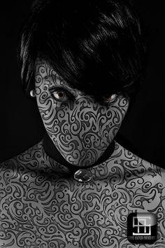 Model: Talya  Photography: Steeve Aukingso  Traitement: Steeve Aukingso