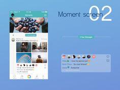12 Best UI WeChat images in 2017 | App design, Application
