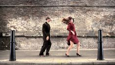 his is a fabulous video of 100 Years' fashion 'transformation' of east London fashion. It's like a fast-forward of a century's fashion and dance styles. Love it!