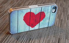 Shabby Chic Rustic Love iPhone Case...