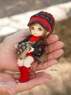 little cute doll