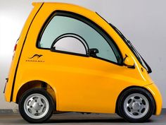 Another thing that could not go to production phase in Hungary... Kenguru wheelchair-friendly electric car