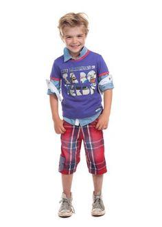 Kids Wear Moodstreet Summer 13 Blouse: B25T4 Top: T03T4 Pants: P30T4