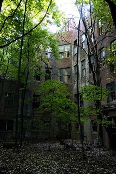 Abandoned Scary Building   #Information #Informative #Photography